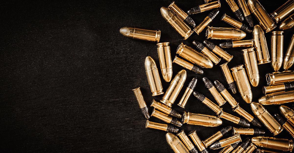 Portar munição sem arma de fogo é crime?