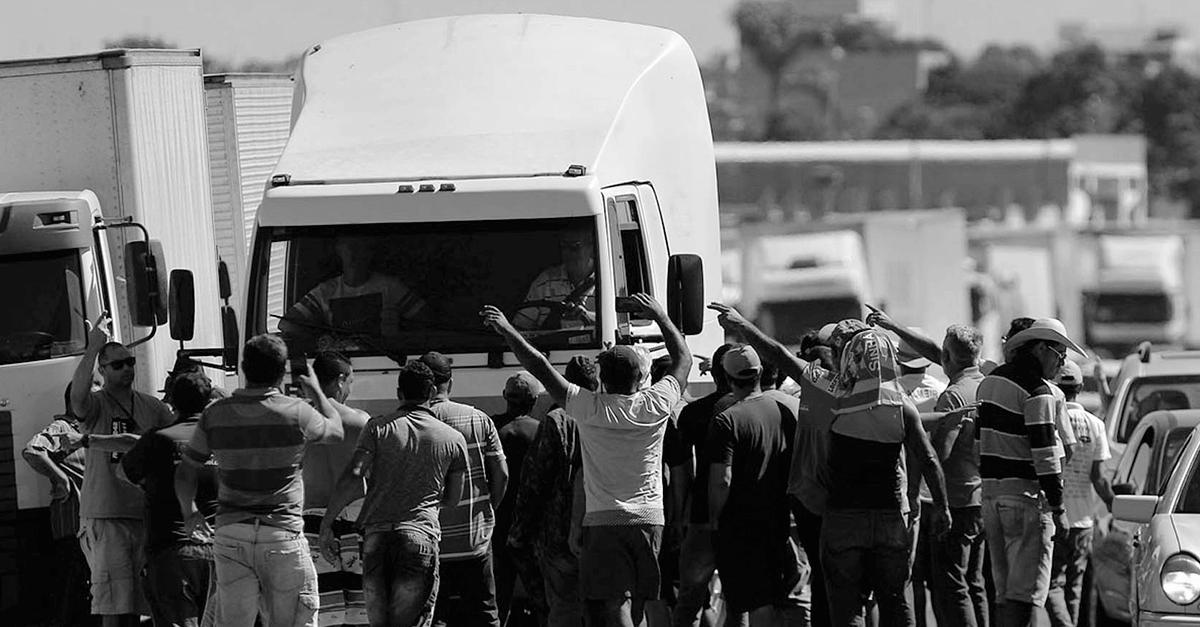 """O lock-out, o direito à manifestação e o Direito Penal na """"greve"""" de maio de 2018"""