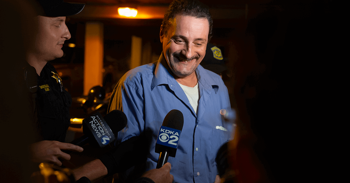 Exame de DNA inocenta homem que passou 28 anos na prisão