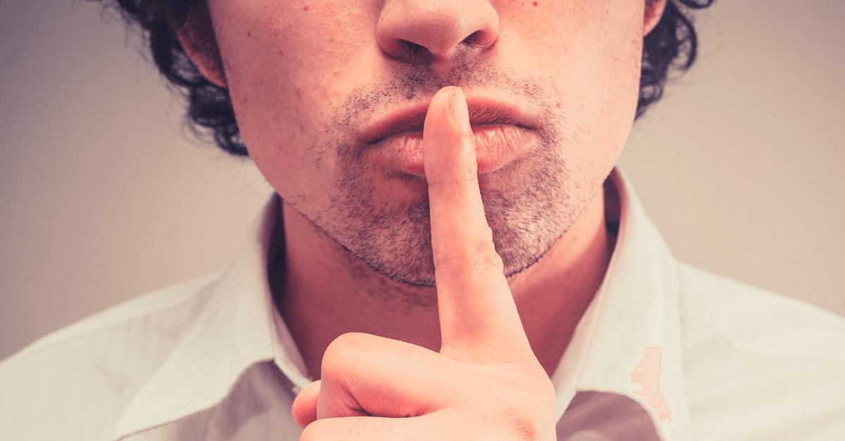 Quanto vale o silêncio?