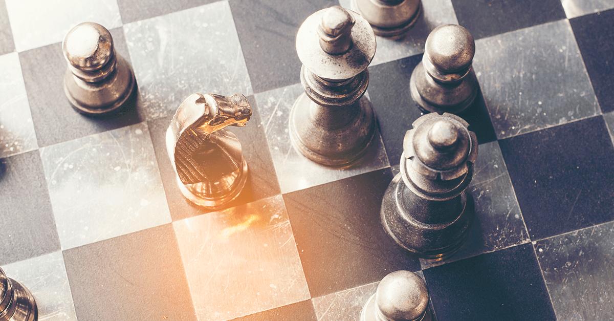 Táticas e estratégias no jogo processual