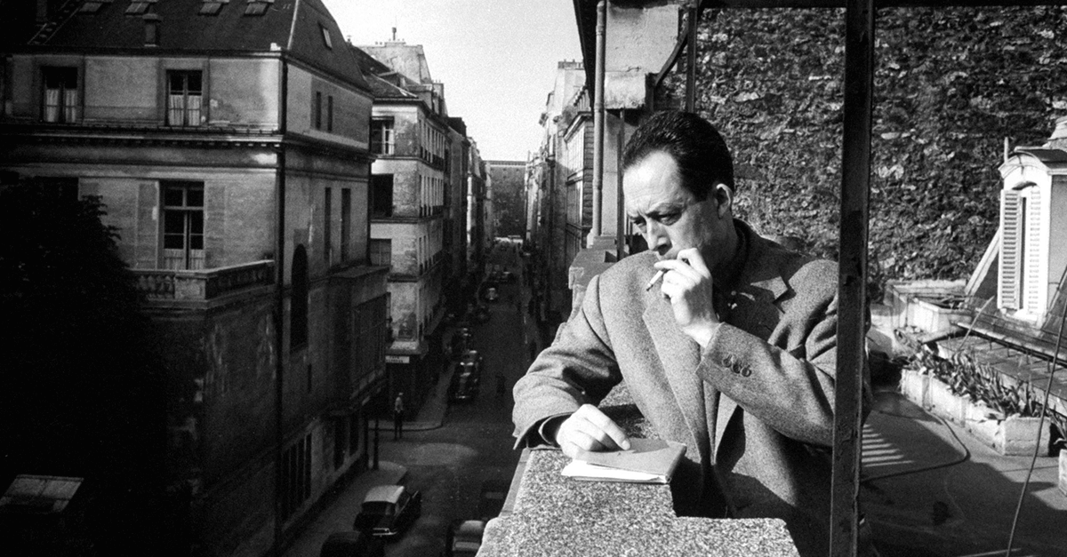 O juiz-penitente de Albert Camus