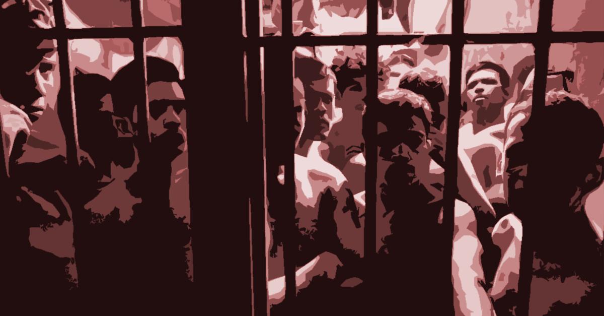 prisões preventivas