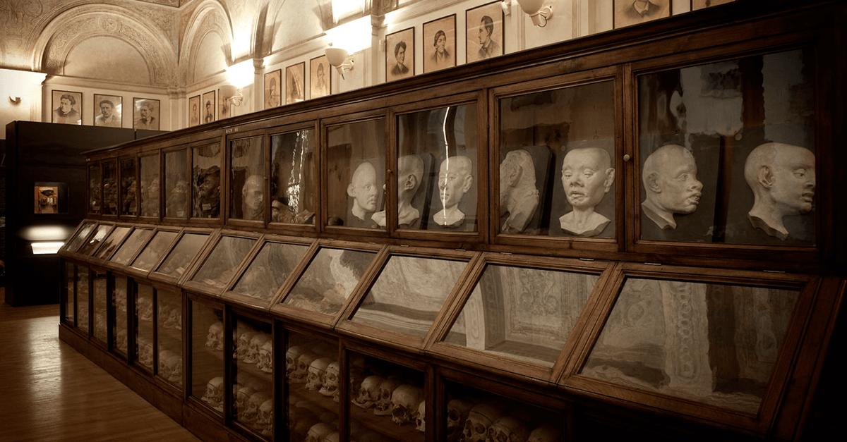 Cesare Lombroso e a teoria do criminoso nato