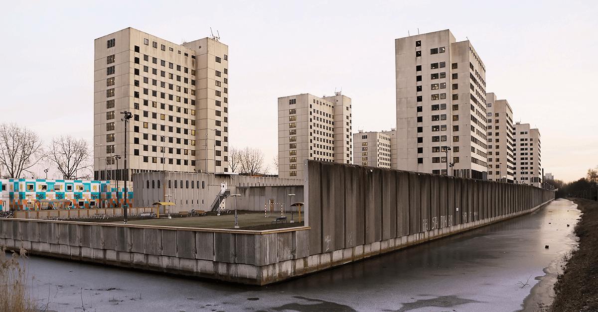 Na Holanda, sobram celas e faltam condenados