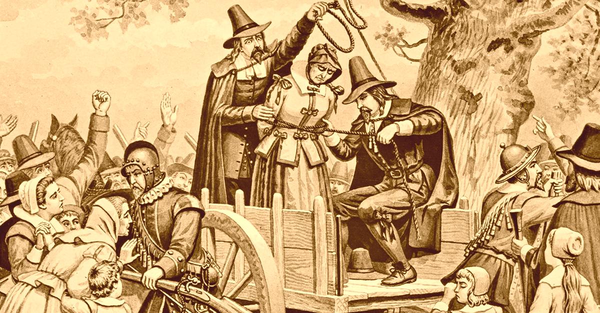 O Index, Fahrenheit e as bruxas de Salem