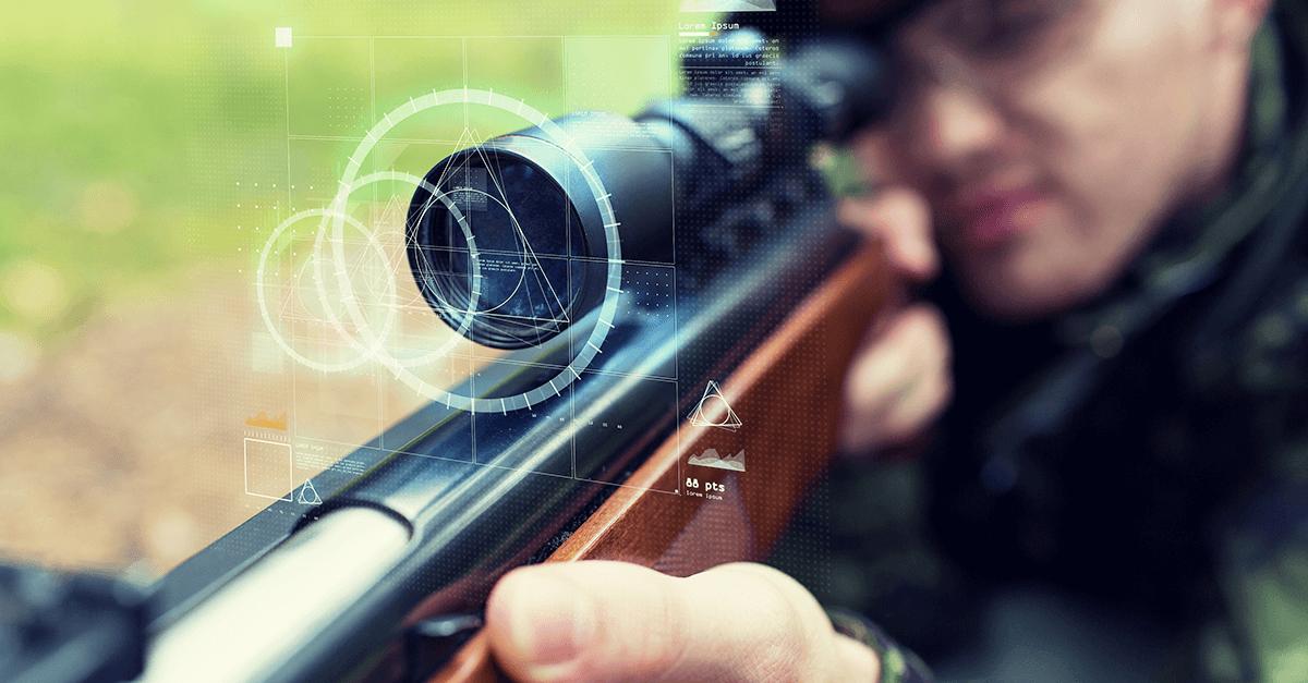 """O """"abate"""" de criminosos armados por atiradores de elite (snipers)"""