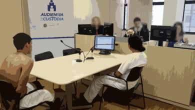 audiência de custódia