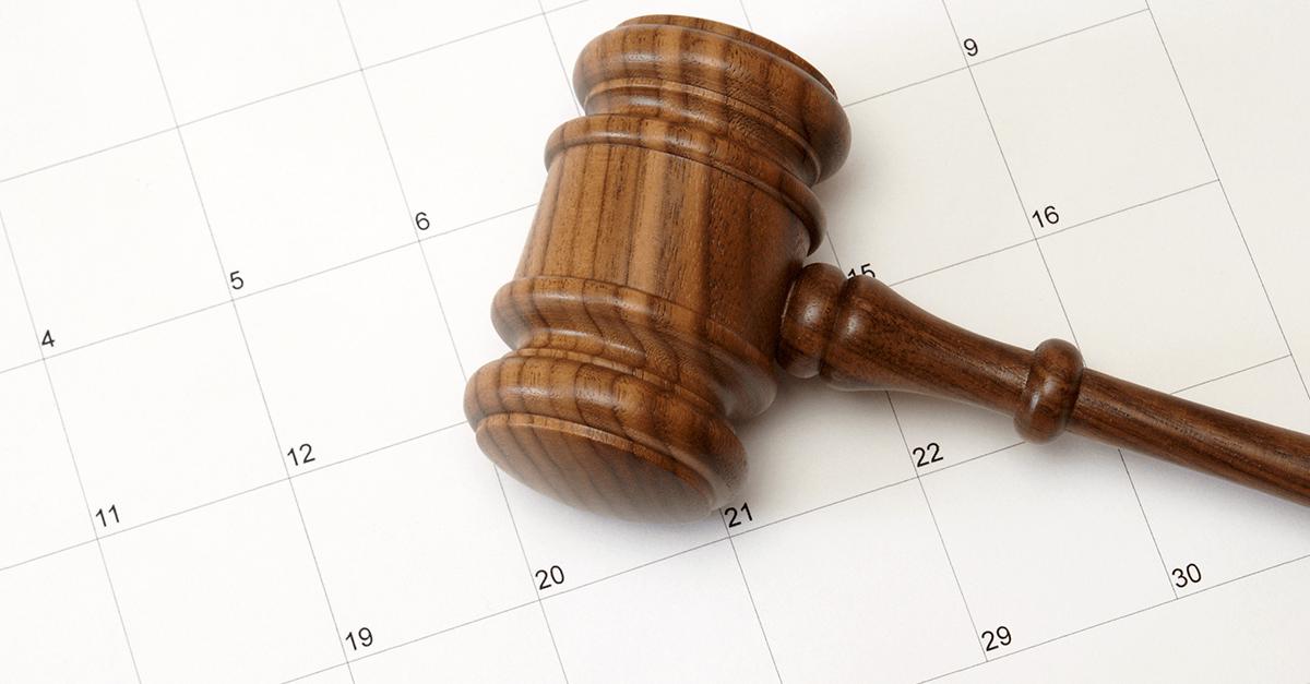 Prazo penal no JECrim após a Lei 13.728/2018