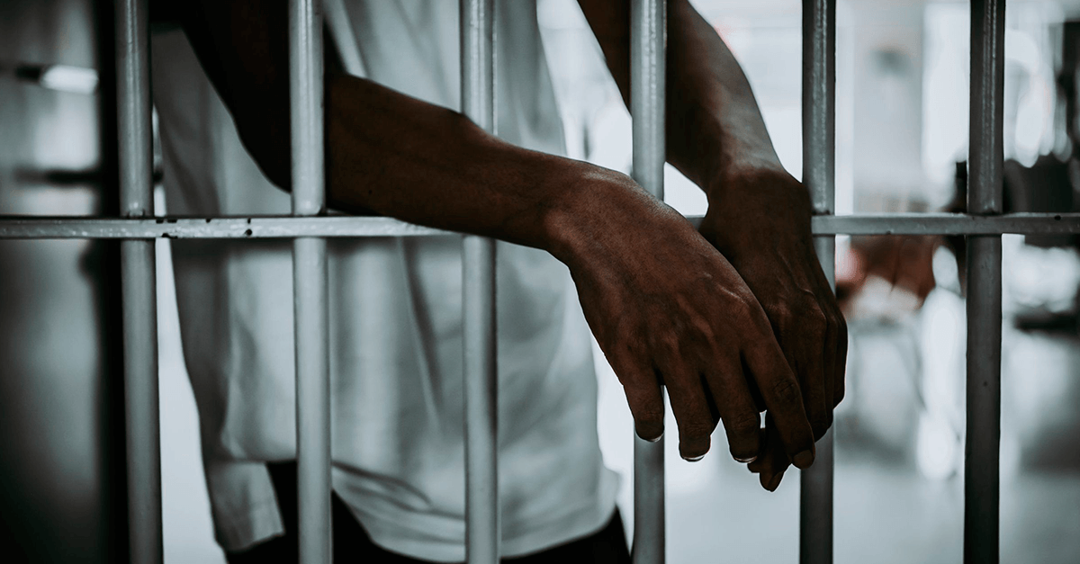 na prisão preventiva