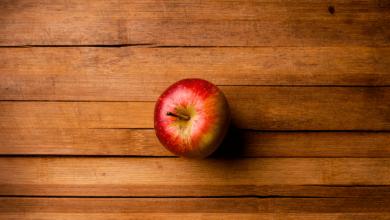 roubar uma maçã