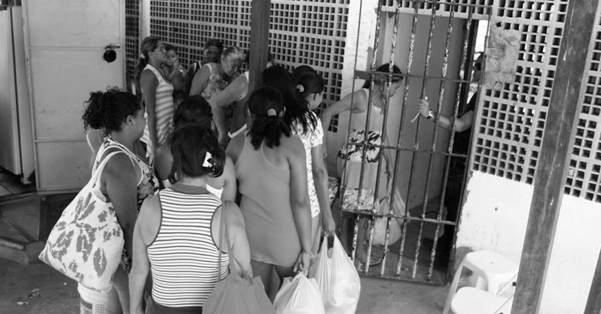 Execução penal: o direito de visita