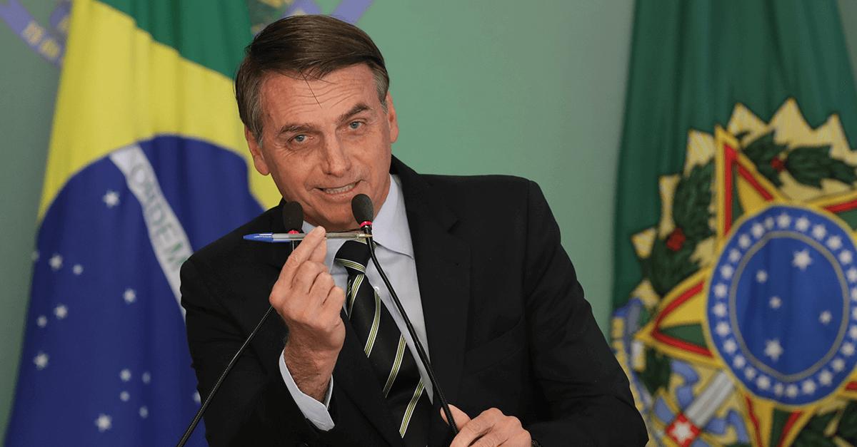 O decreto do presidente Bolsonaro sobre posse de armas de fogo
