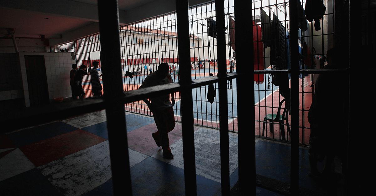 esperar da prisão