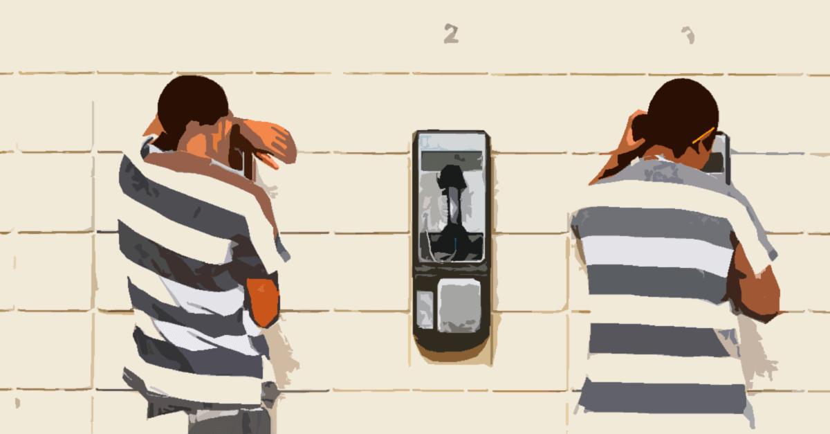 comunicação da prisão