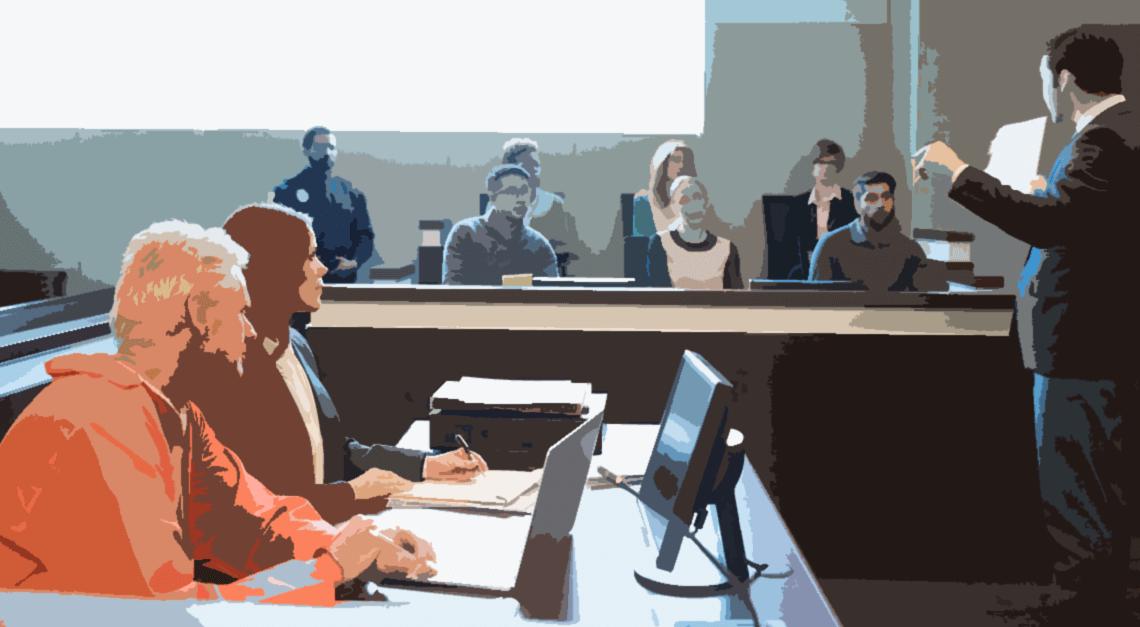 interrogatório no tribunal do júri