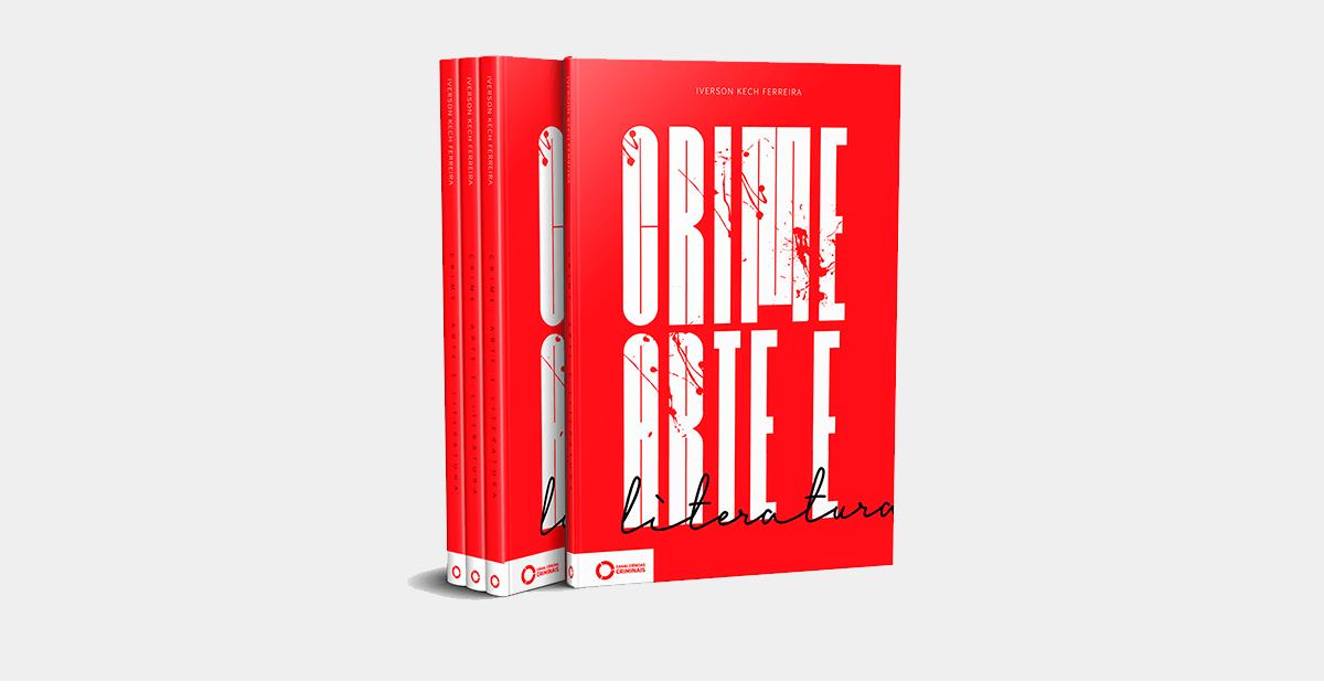 Conheça o livro 'Crime, Arte e Literatura'