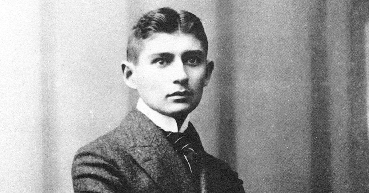 Kafka e o elemento mítico da lei moderna