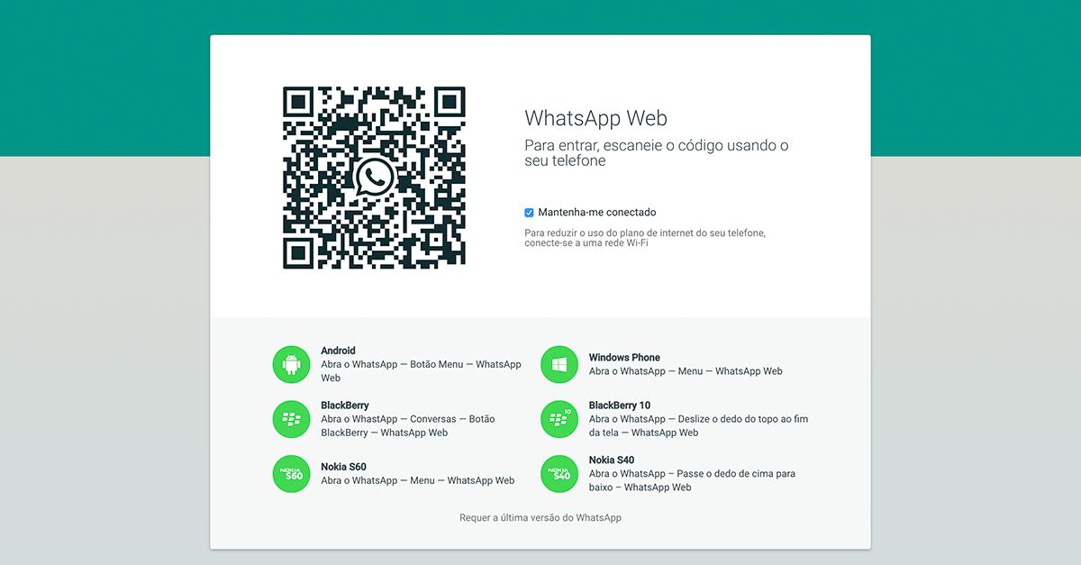 É ilegal usar o Whatsapp Web nas investigações criminais?