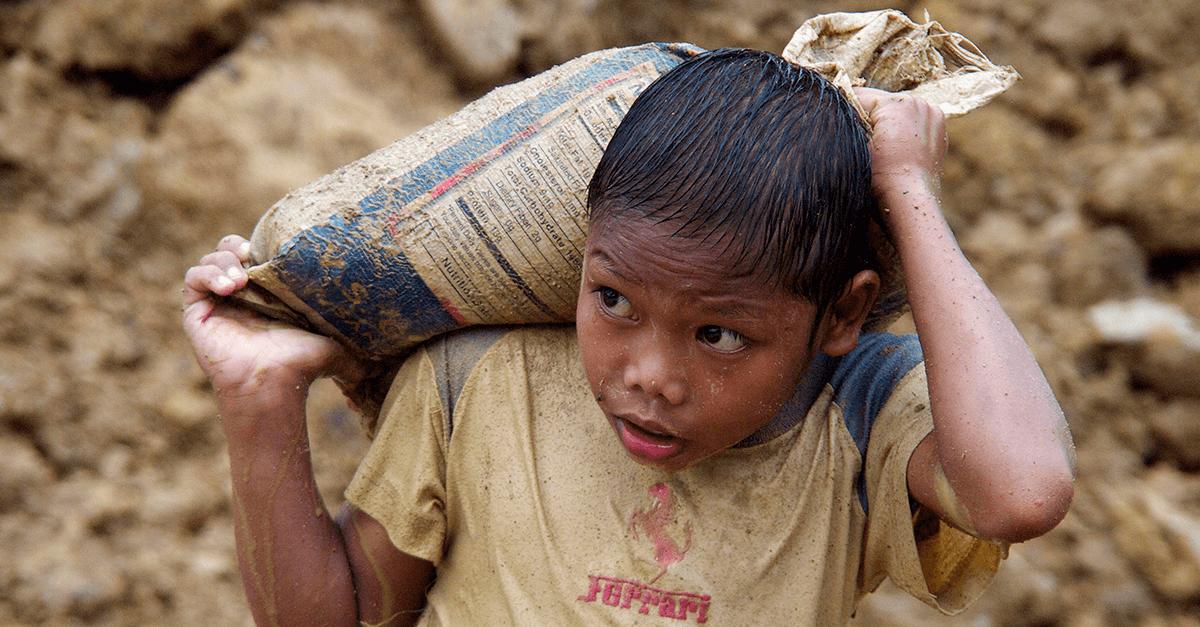 O alto índice de menores no mundo do crime e a criminalização do trabalho infantil