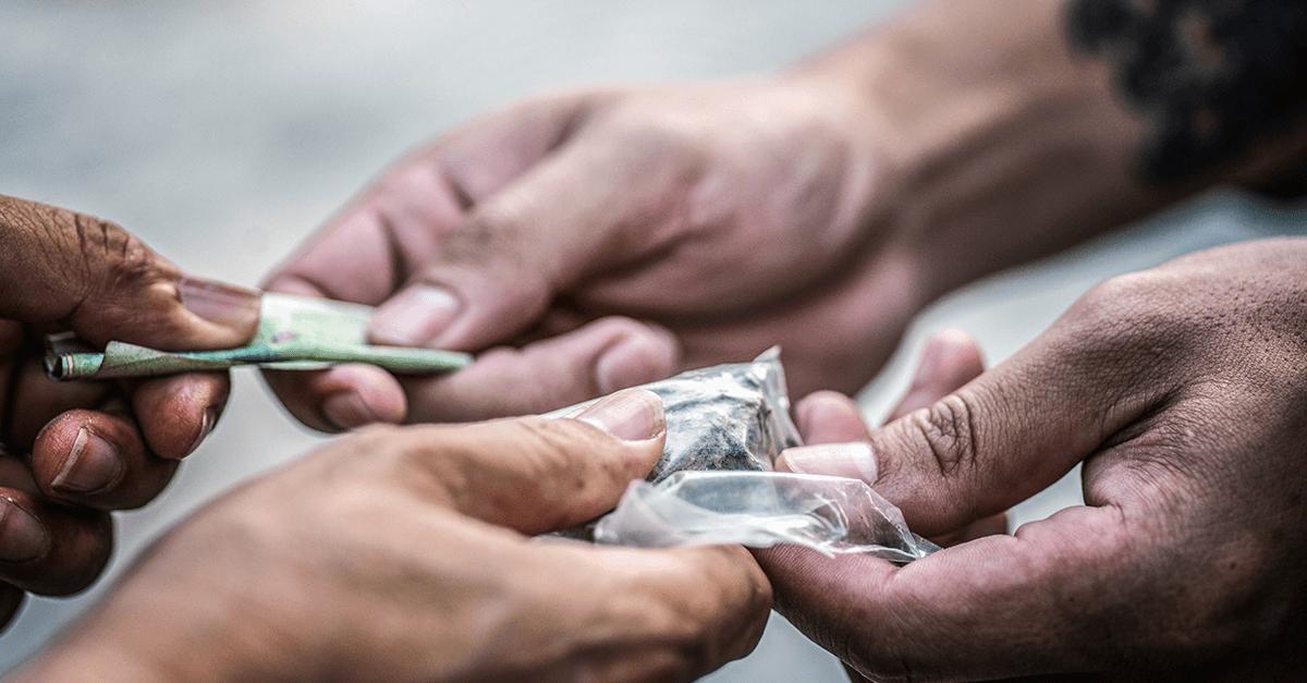De que provas estamos falando quando se tratam de crimes de tráfico de drogas?