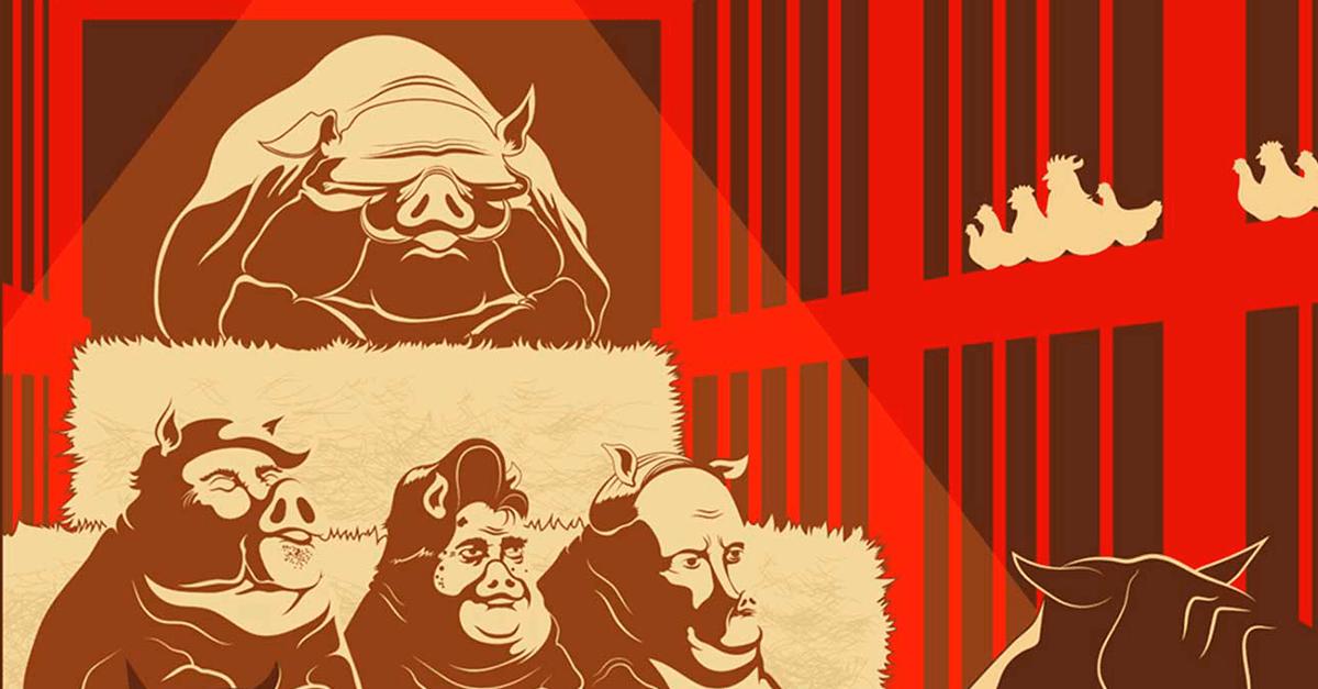 A revolução dos bichos e a revolução do Direito