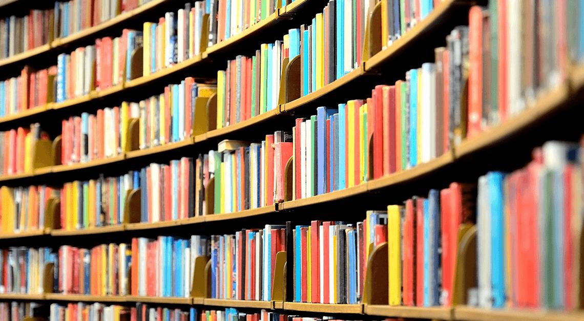 como escolher livros