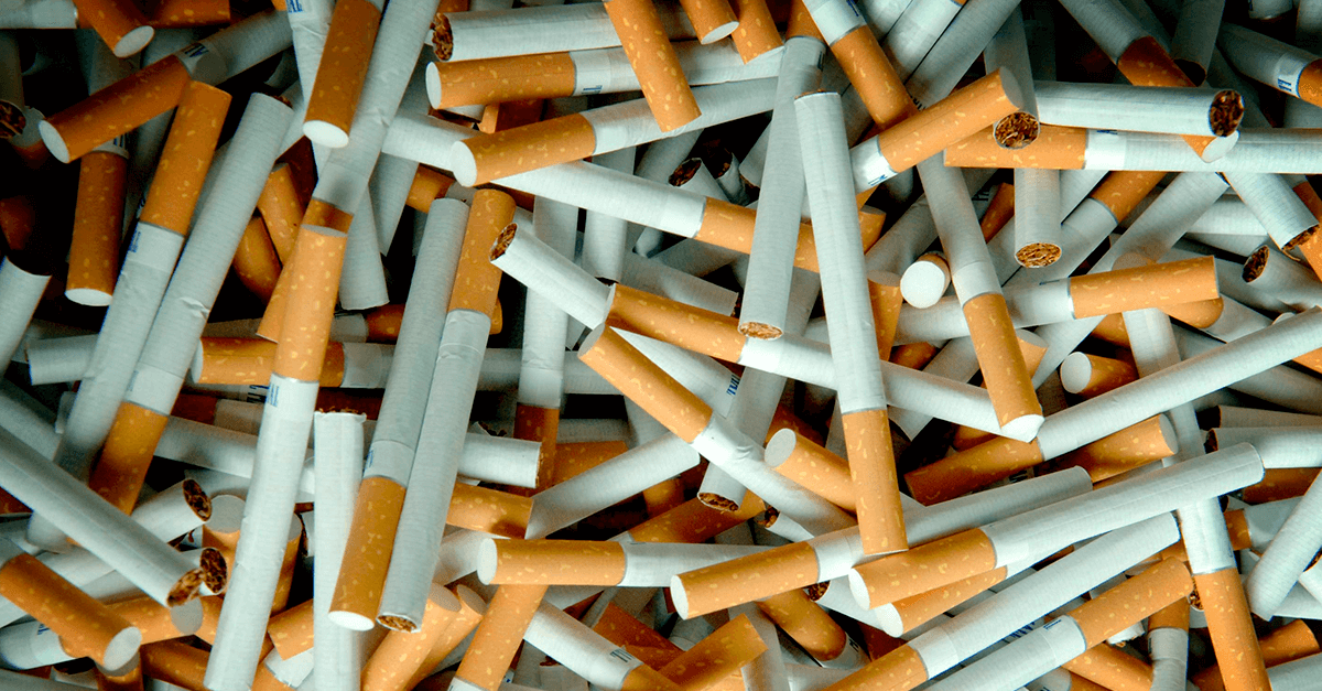 Projeto de lei torna crime hediondo o contrabando de cigarros