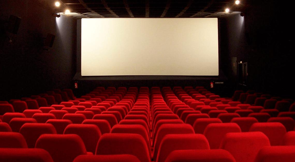 salas de cinema