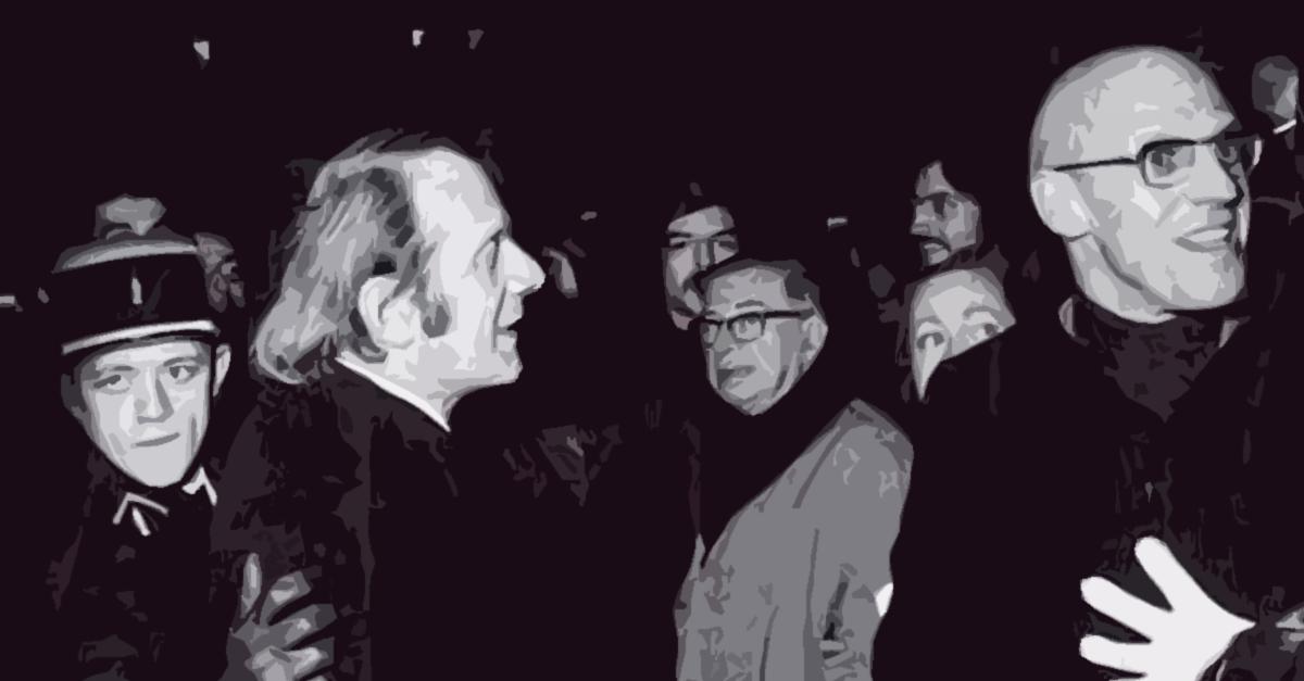 Foucault, Deleuze e a visibilidade como armadilha funcional às capturas