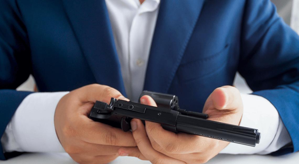 porte de arma a advogados