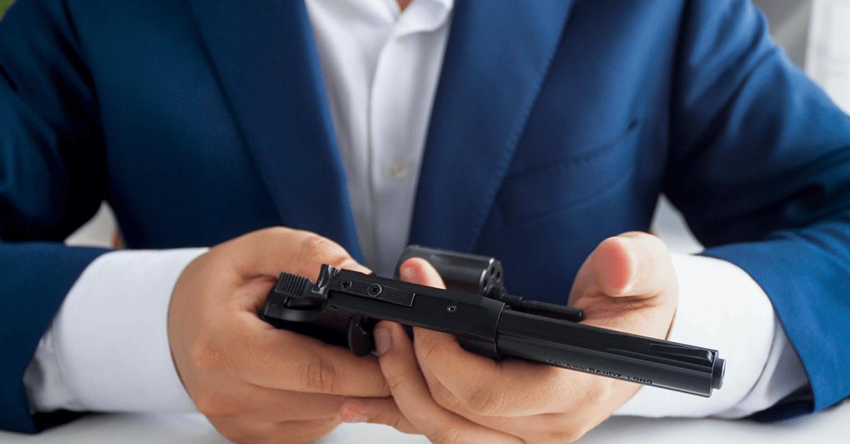 Novo decreto concede porte de arma a advogados