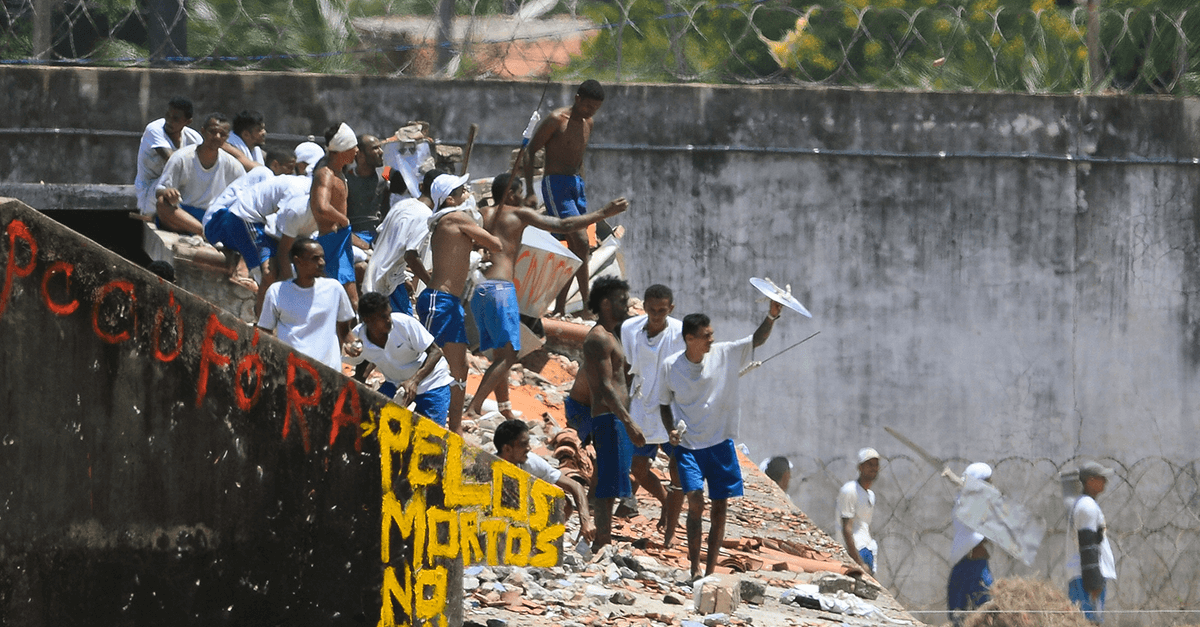 O sistema prisional brasileiro: um problema político, social eeconômico