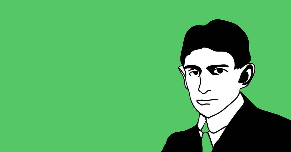 A ausência de um devido processo legal em Kafka: vida em morte