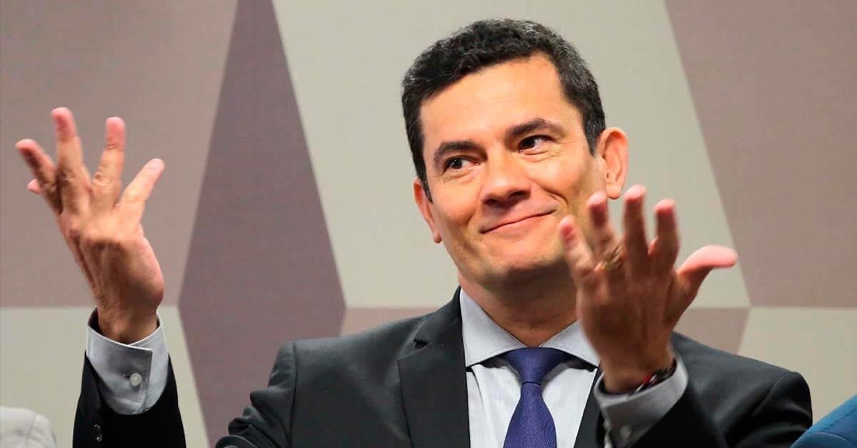Será o fim da carreira de Sergio Moro?