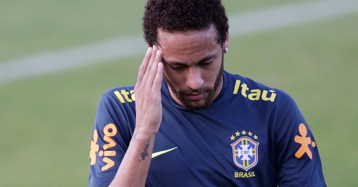 Neymar apaga vídeo em que expõe conversa com a mulher que o acusou