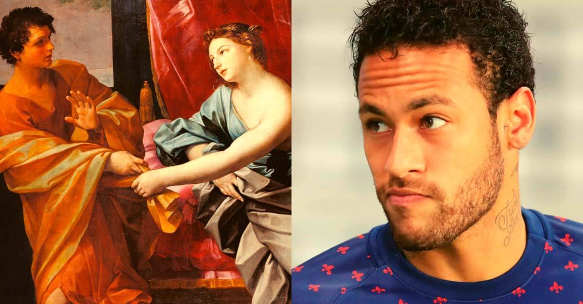 O caso Neymar, a síndrome da mulher de Potifar e a alienação parental