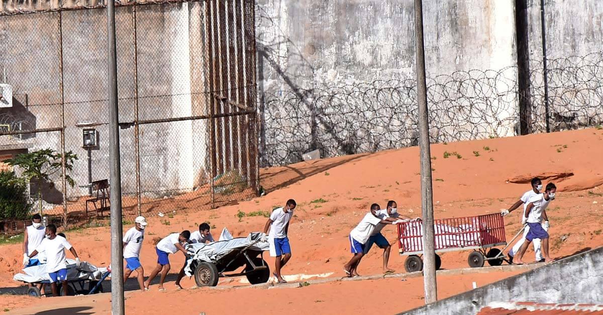 A privatização penitenciária e a formação de novos escravos do século XXI