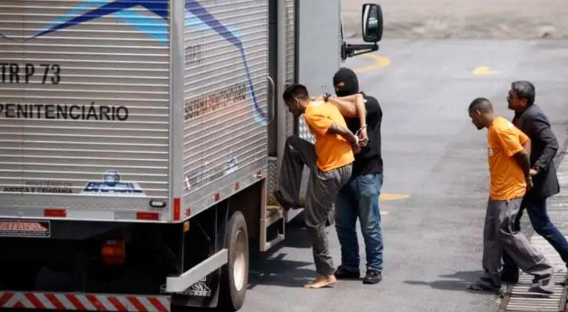 presos de Altamira são mortos