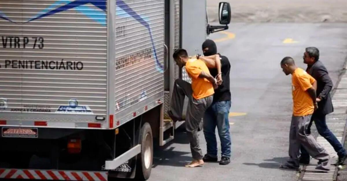 4 presos de Altamira são mortos durante transferência para Belém