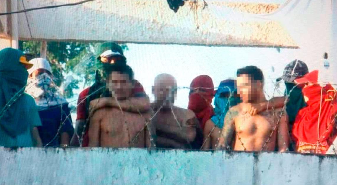 rebelião no presídio de Altamira