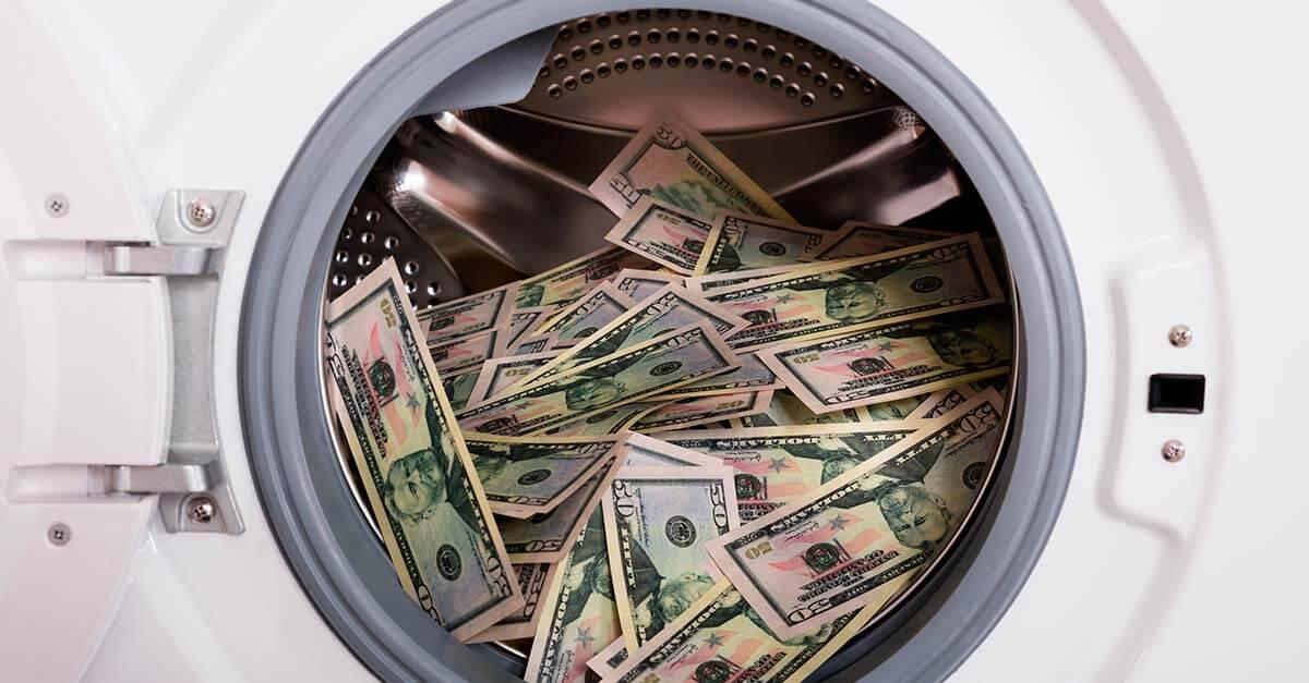 Justa causa e lavagem de dinheiro