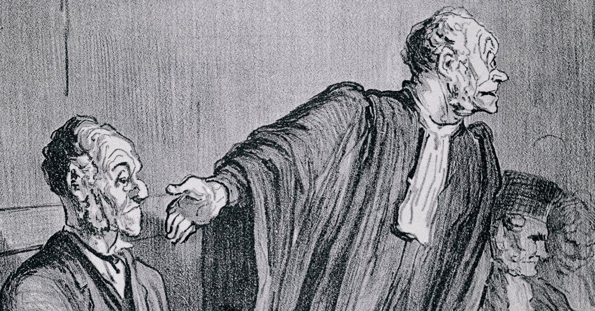 O Tribunal do Júri é a minha casa: nela, só entra quem eu quero!