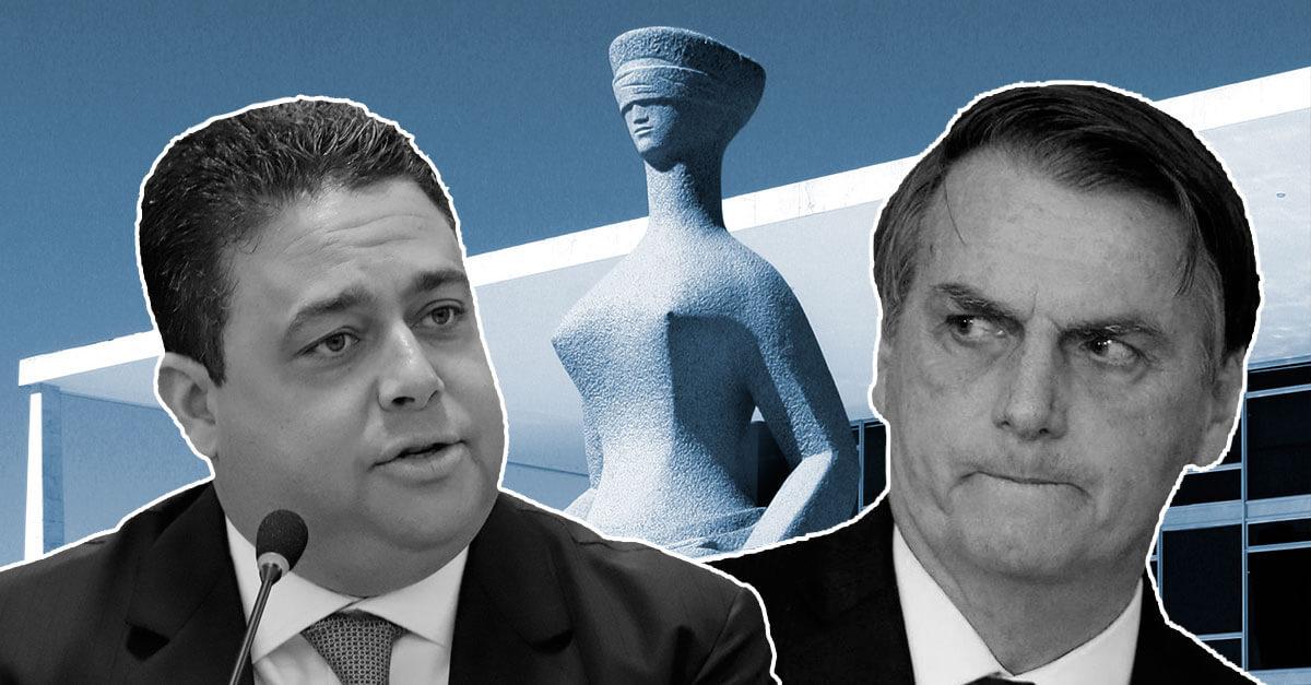 Veja na íntegra o pedido de explicações de Felipe Santa Cruz contra Bolsonaro