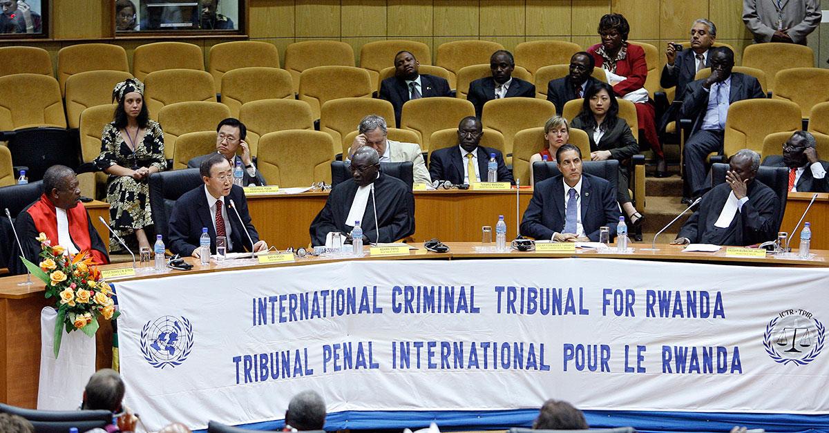 Tribunal Penal Internacional para Ruanda