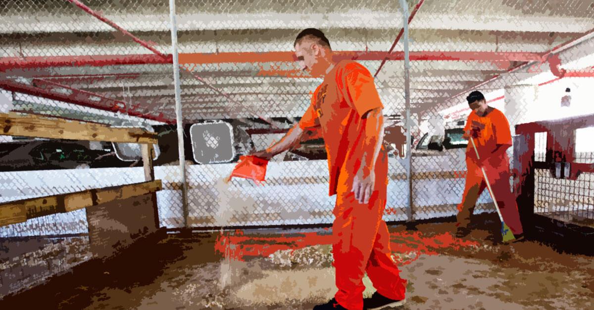 O trabalho do preso: dever ou direito?