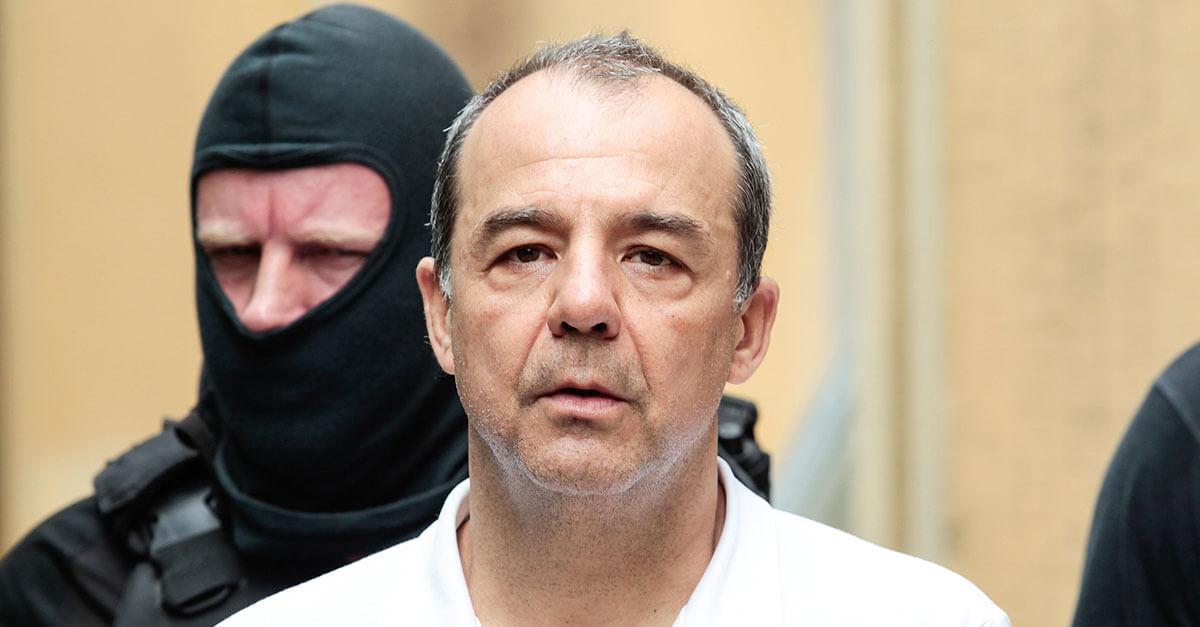 Cabral deixa a solitária após um mês