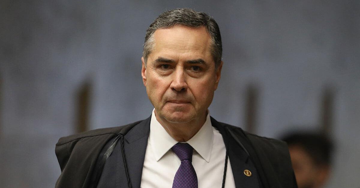 """Para Barroso, mensagens vazadas da Lava Jato são """"fofocada produzida por criminosos"""""""