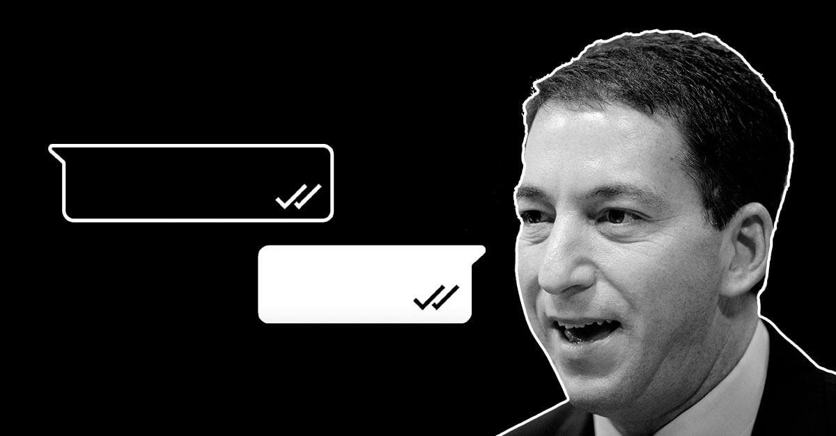 The Intercept Brasil: Glenn Greenwald não cometeu crime