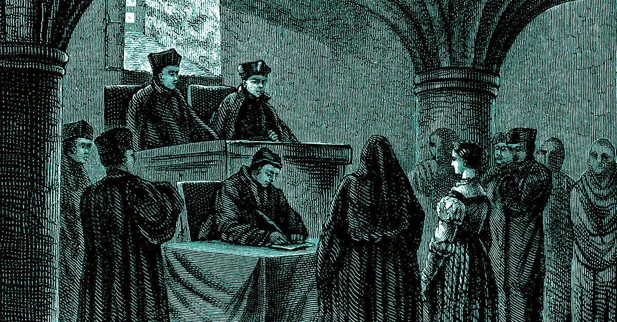 O princípio do in dubio pro societate é carta branca para a volta do sistema inquisitorial